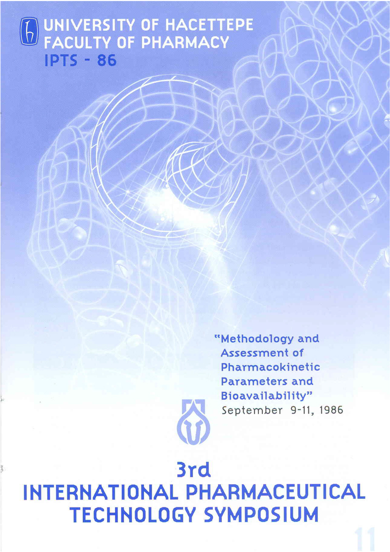 IPTS 2020 - INTERNATIONAL PHARMACEUTICAL TECHNOLOGY SYMPOSIUM